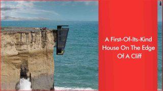 Australia's Cliff House Exudes Architectural Brilliance