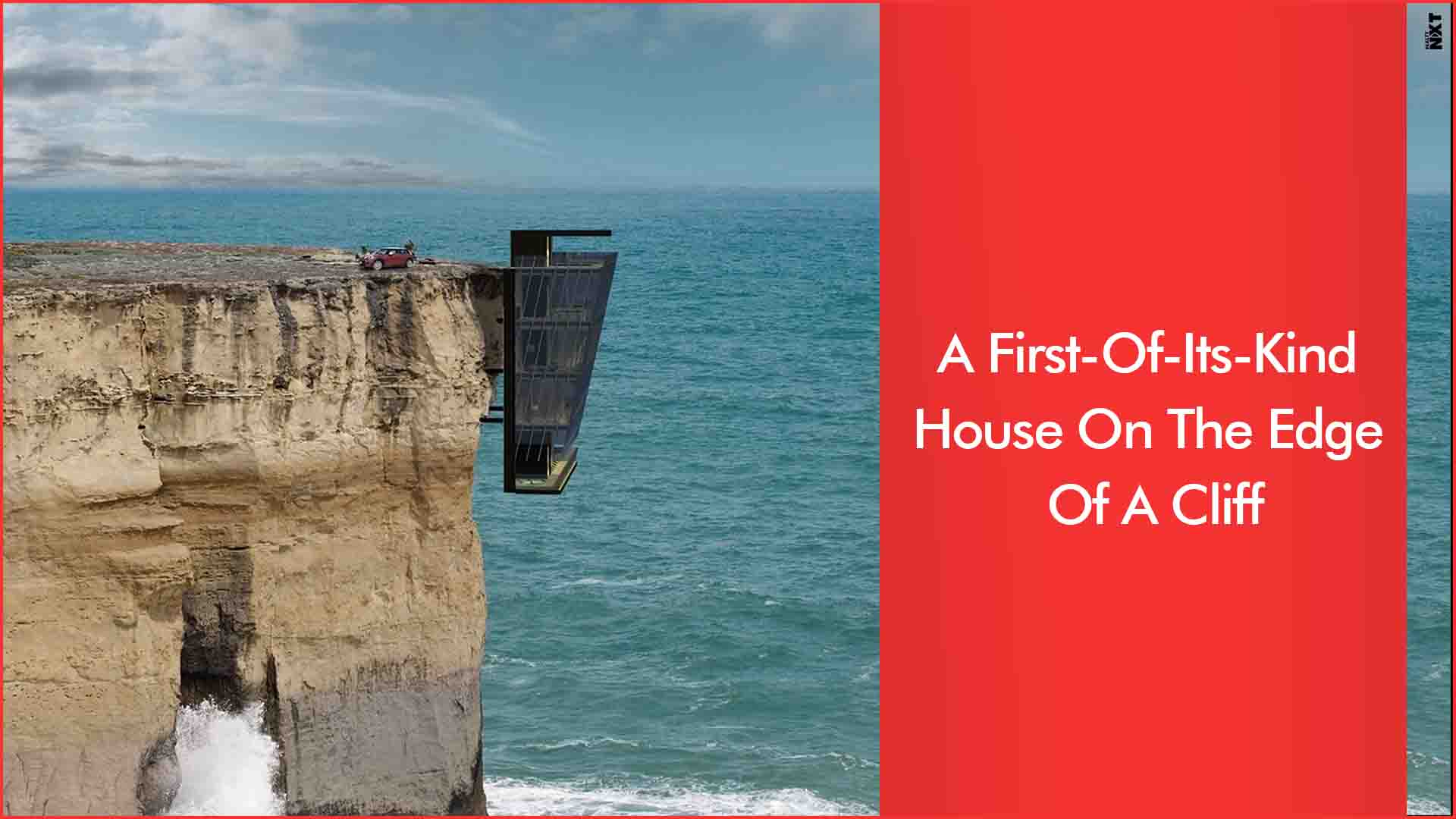 Australia's Cliff House Exudes Architectural Brilliance