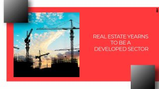 Realty Industry Has Big Expectations From Union Budget