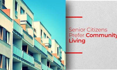 Elders In Senior Living Communities Have Higher Satisfaction