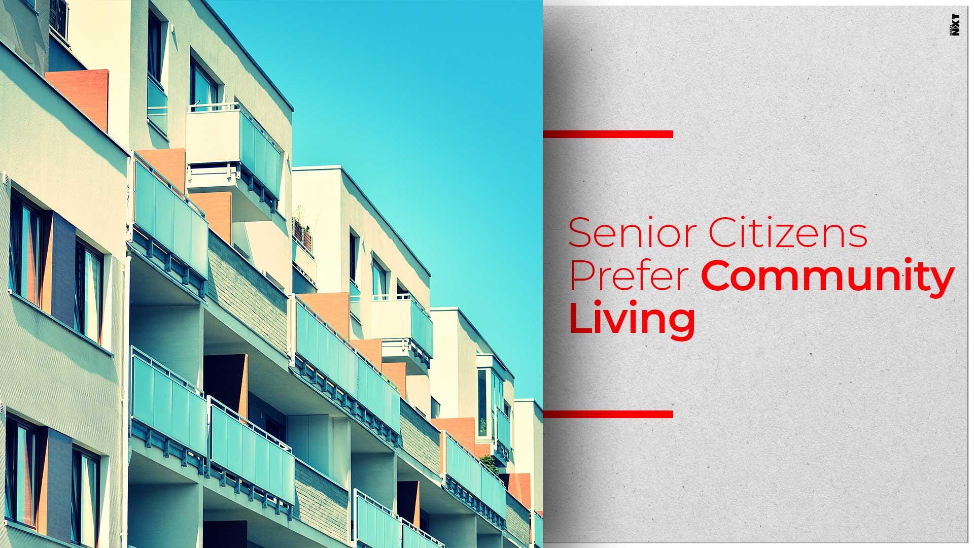 Elders In Senior Living Communities Have Higher Satisfaction