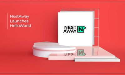 NestAway Debuts Into Co-working with Hello World