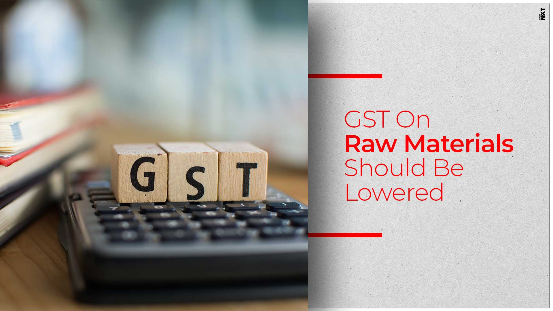Real Estate Developers Want Lower GST On Raw Materials