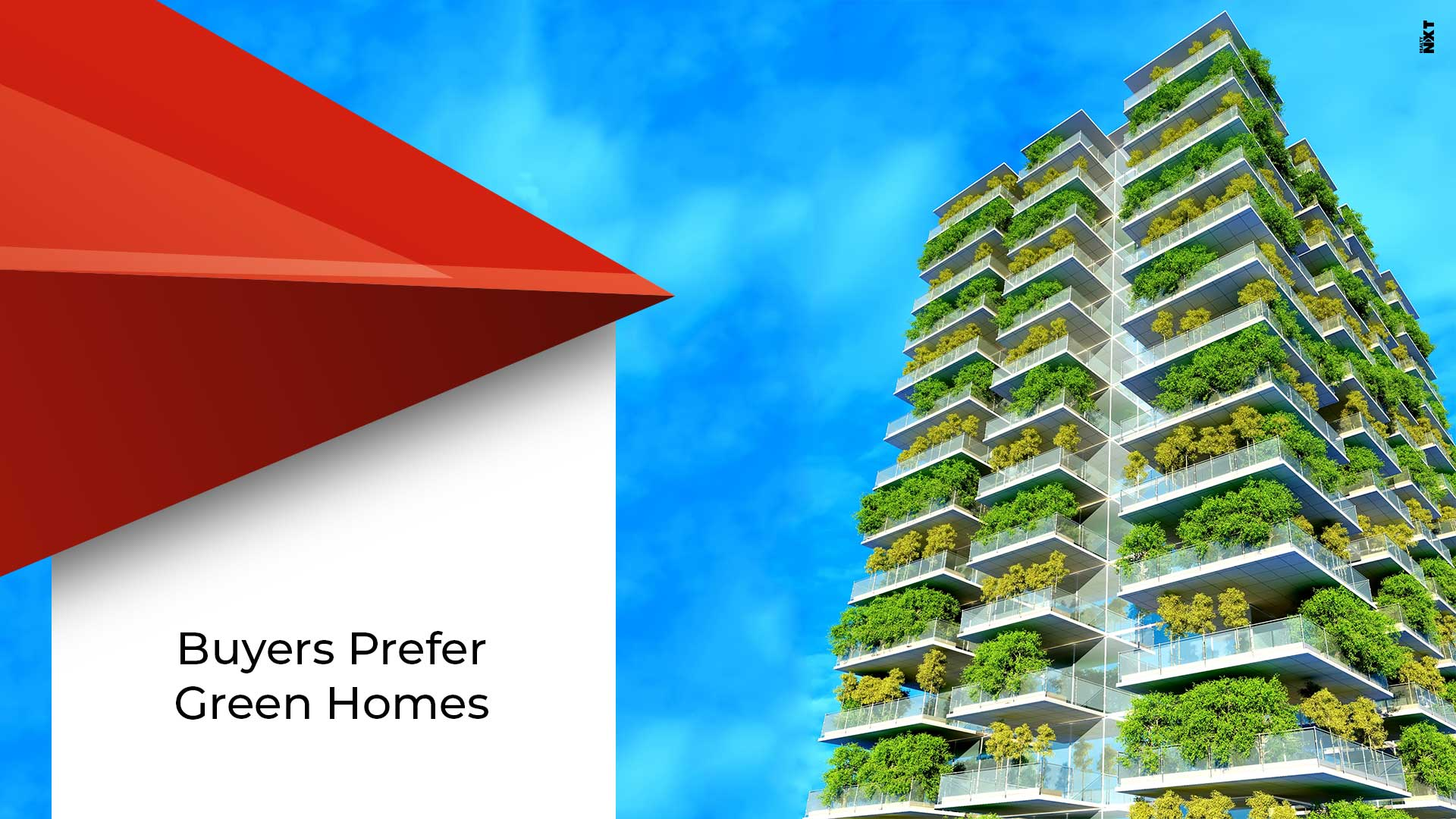 buyers prefers green homes