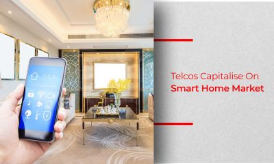Telecommunication Companies Boost Smart Home Market