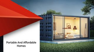 The Concept Of Container Homes