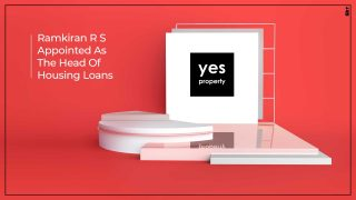Ramkiran R S Joins Yes Property As Head Of Housing Loans