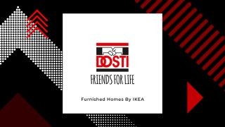 Dosti Realty Brings Furnished Homes By IKEA