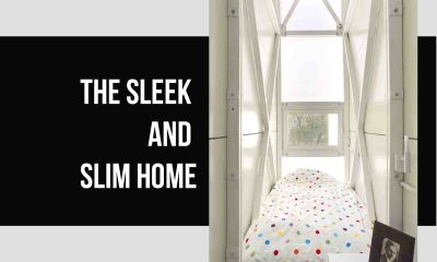 What You Need To Know About The World's Slimmest House