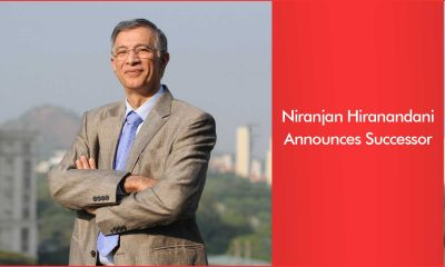 Darshan Hiranandani To Head Hiranandani Group