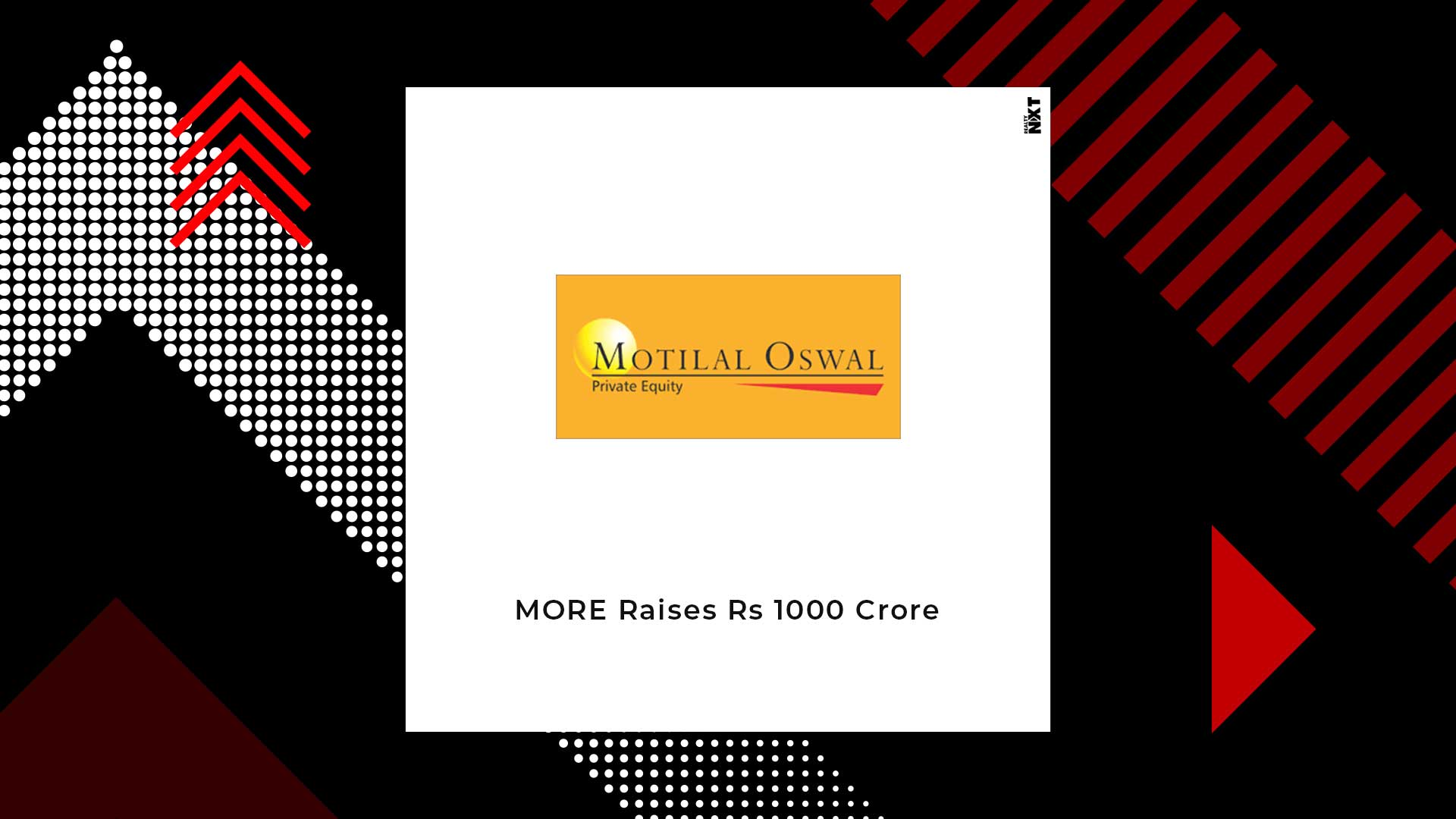 Motilal Oswal Raised Rs 1000 Crore For Fourth Fund