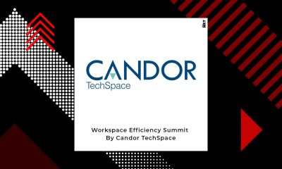 Candor TechSpace Organises Workspace Efficiency Summit