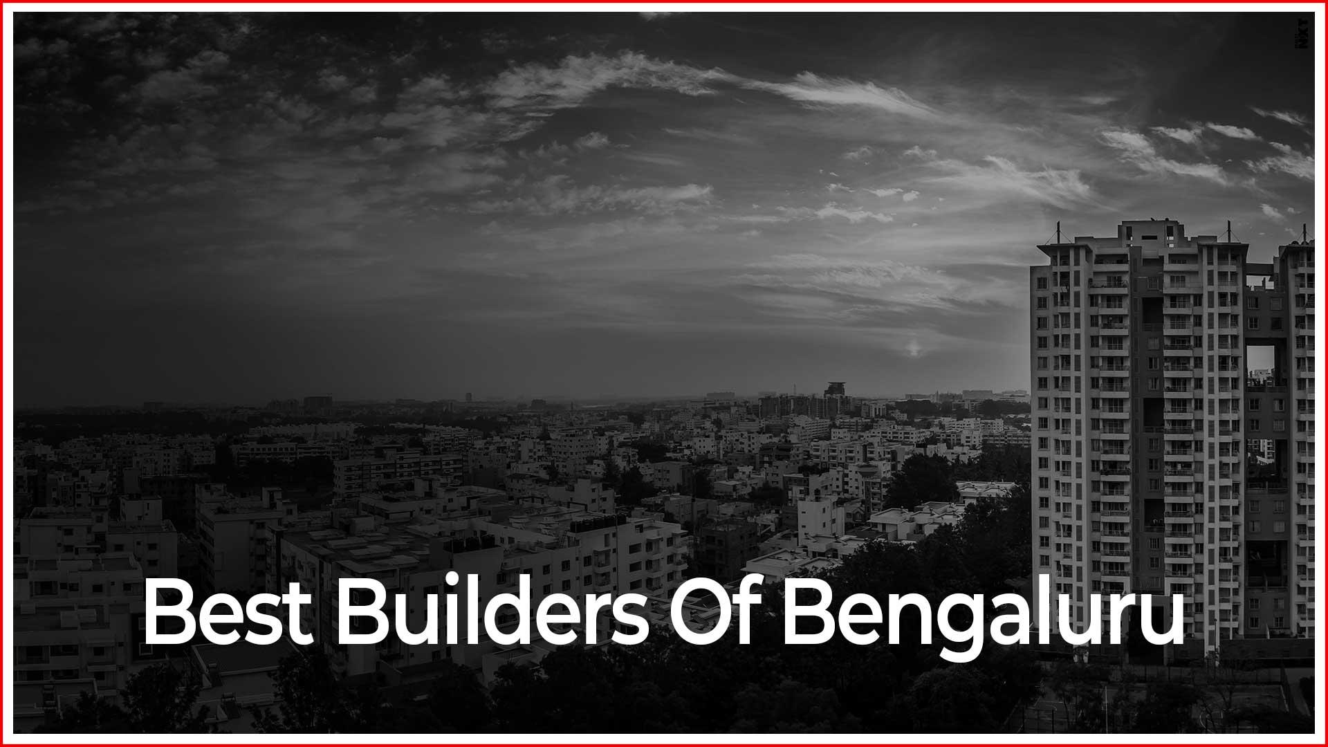Top 10 Real Estate Builders In Bengaluru