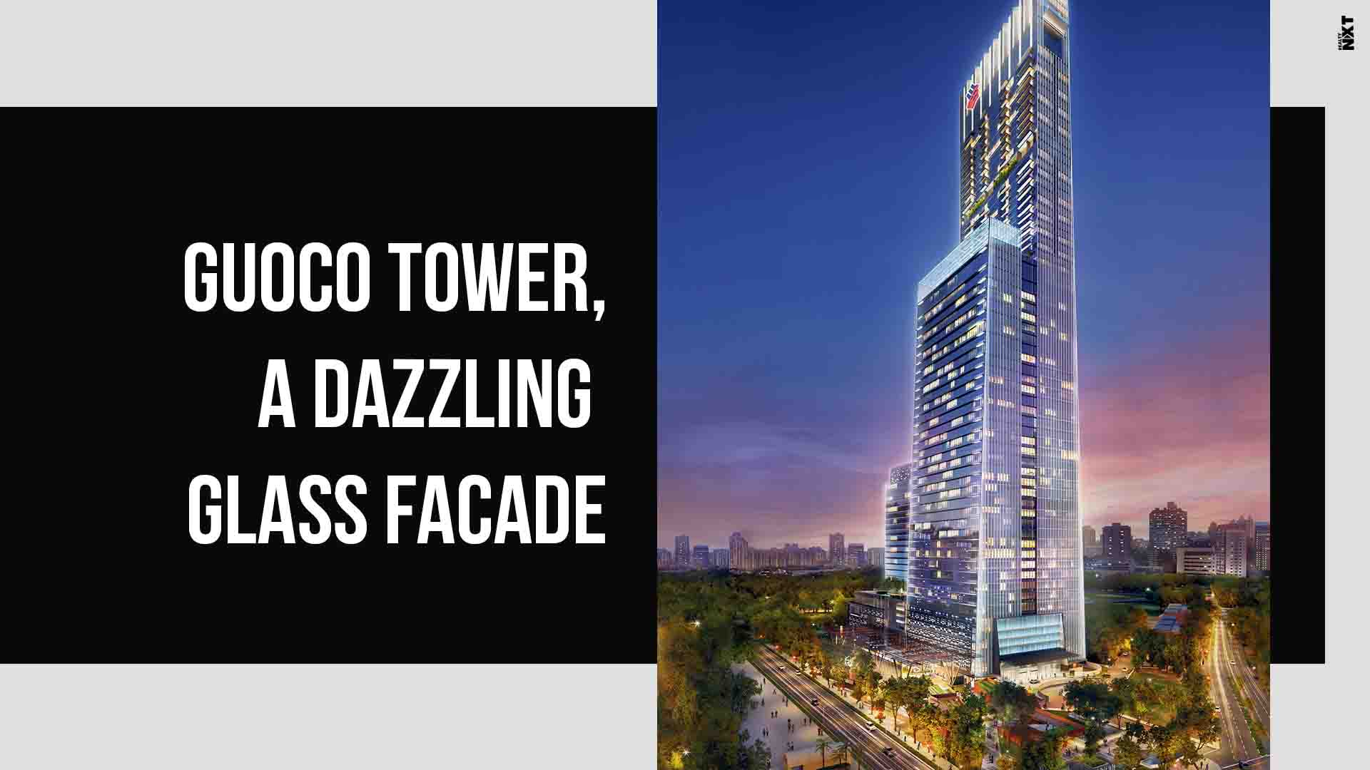 Inside Singapore's Tallest Building, Guoco Tower