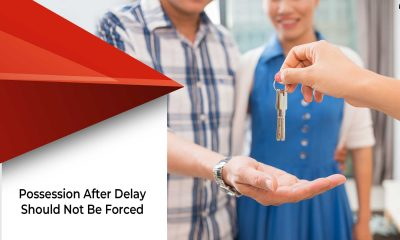 Buyers Can Deny Possession Of A Ready House