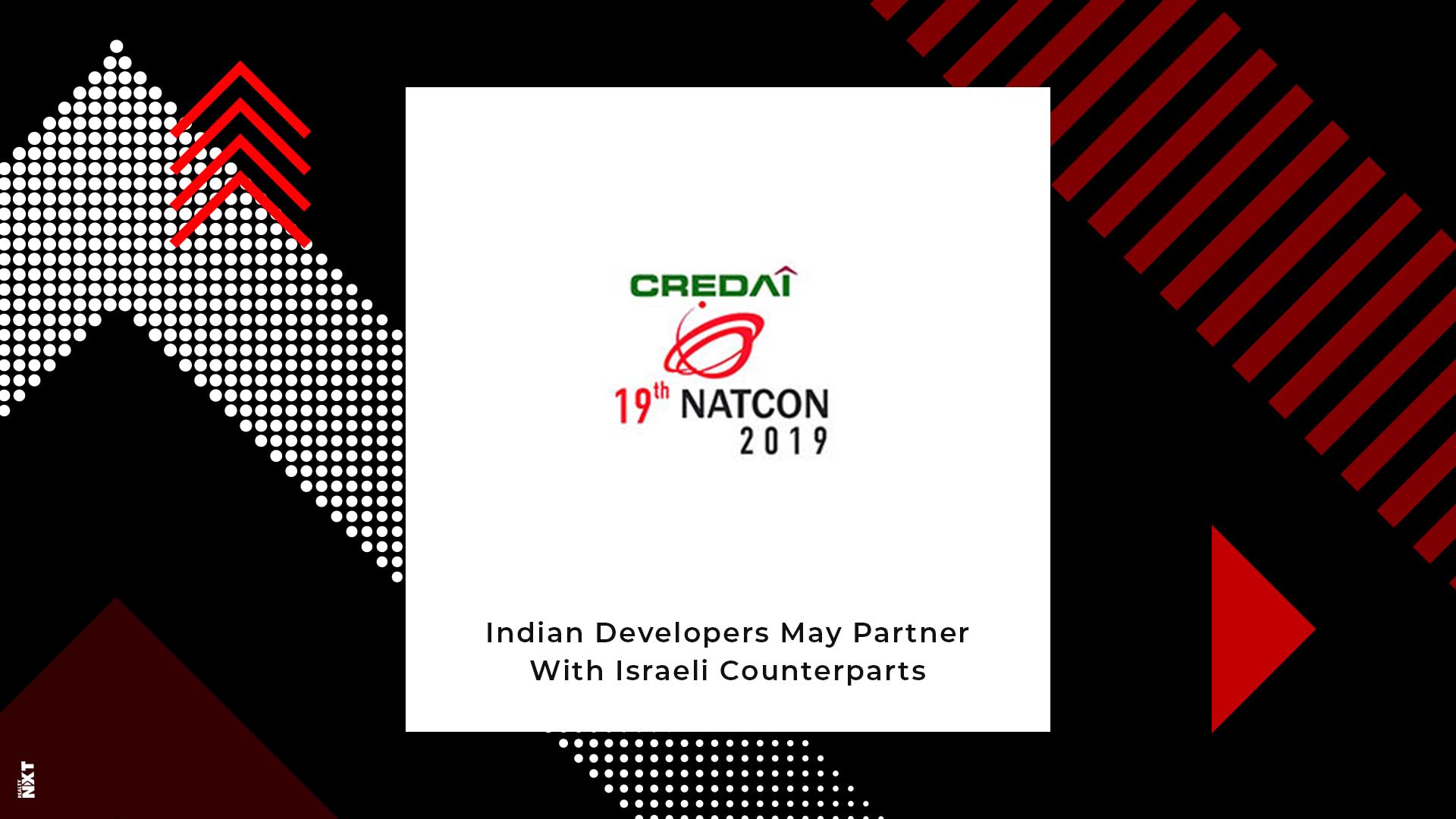 CREDAI Conducts NATCON At Israel