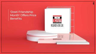 Dosti Realty launches Seventh Season of Friendship Month