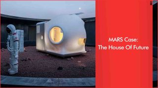 Living In The Futuristic Home Of MARS Case