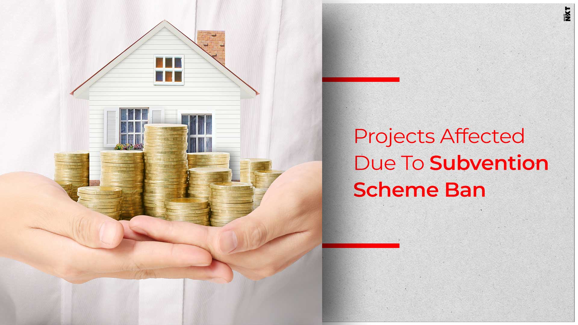 23 Out Of 280 Projects Marketed Under Subvention Scheme