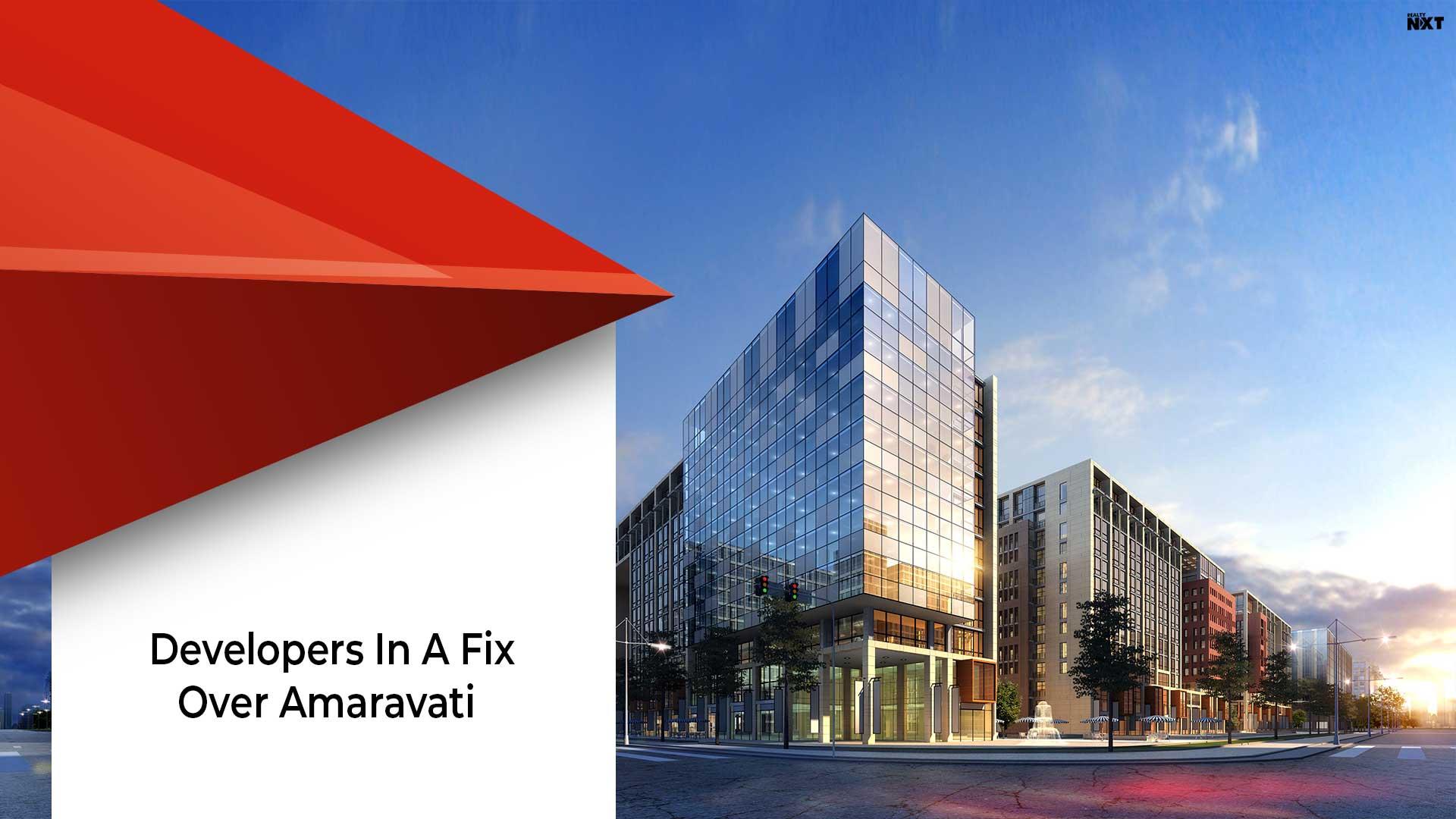 Home Buyers Cautious Of Investing In Amaravati