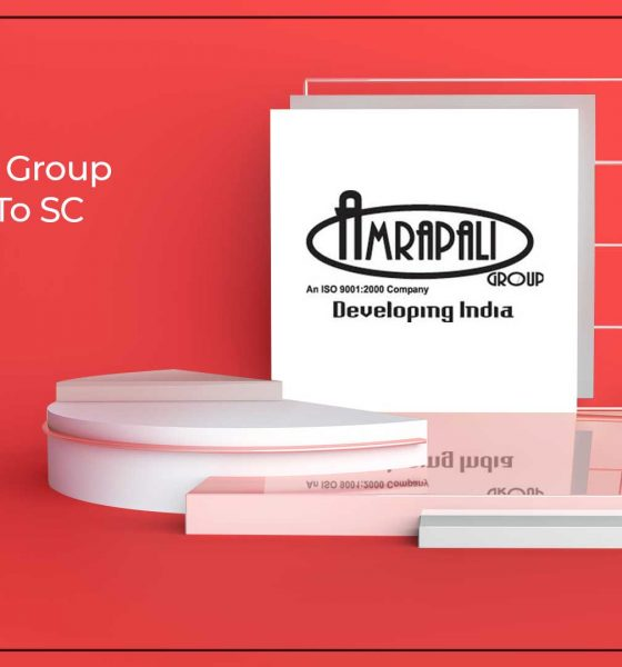 Amrapali Hands Over Details Of All Its Properties To SC