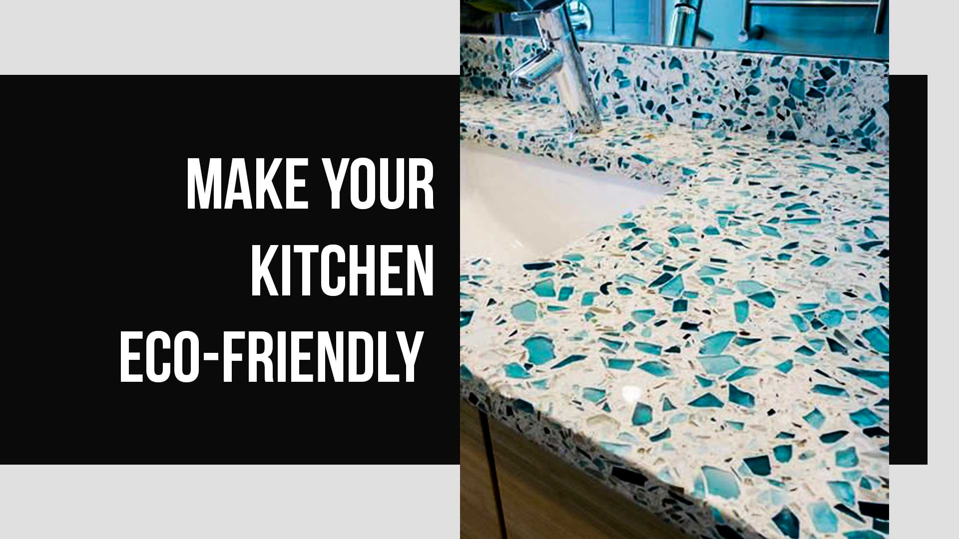 Types Of Green Kitchen Countertops You Need To Know