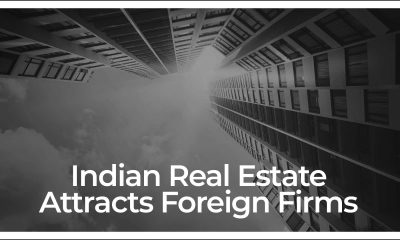International Firms Invest In Indian Real Estate