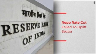 Repo Rate Cut Fails To Deliver Favourable Results