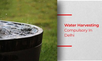 Delhi Jal Board Calls For Compulsory Water Harvesting