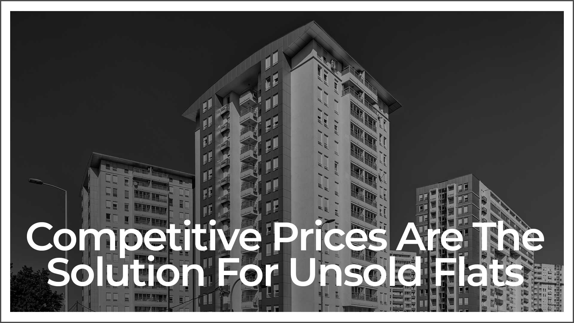 UP Government Urges For A Plan To Sell Unsold Flats
