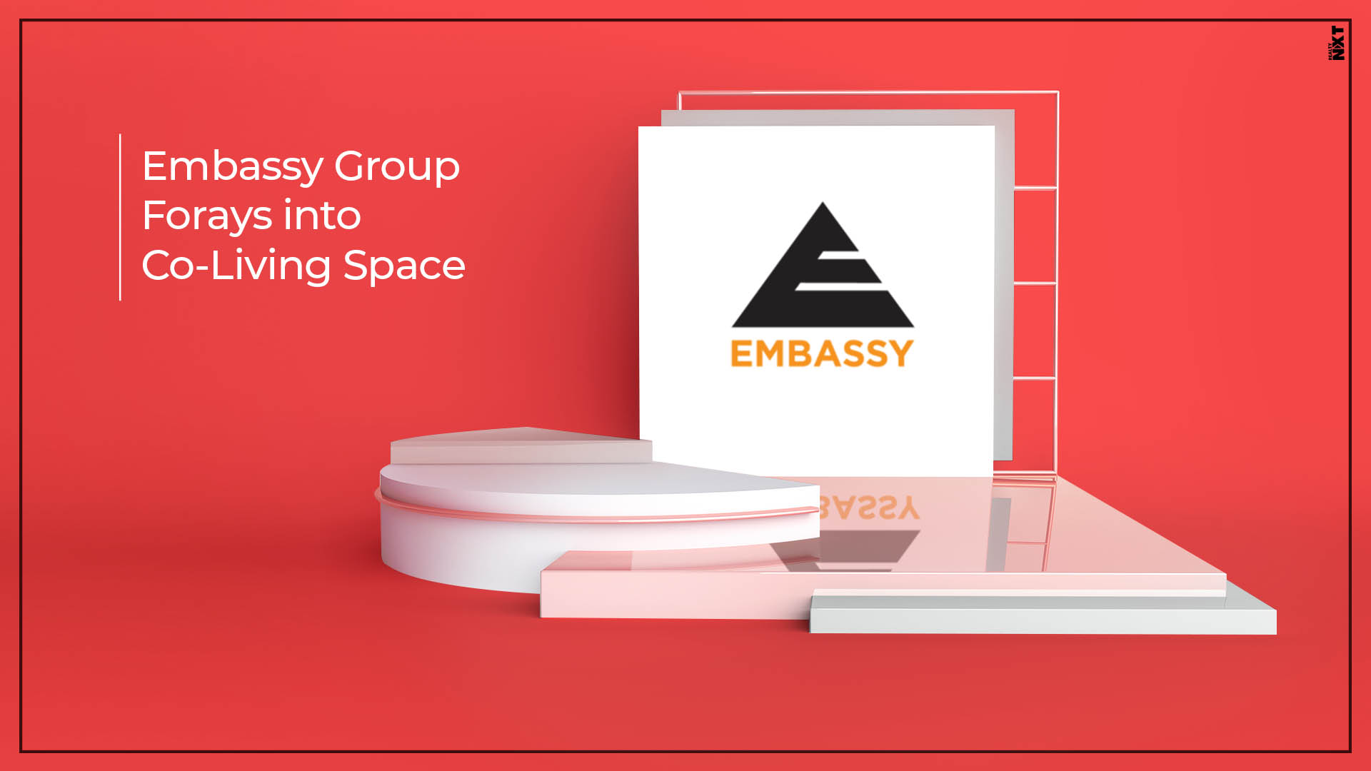 Embassy Group Brings Global Standard Co-living in India