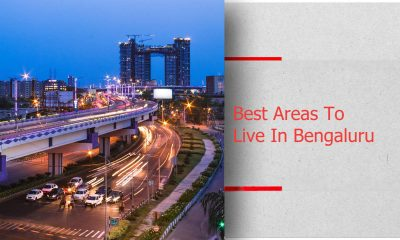 Top Five Best Places to Live in Bengaluru