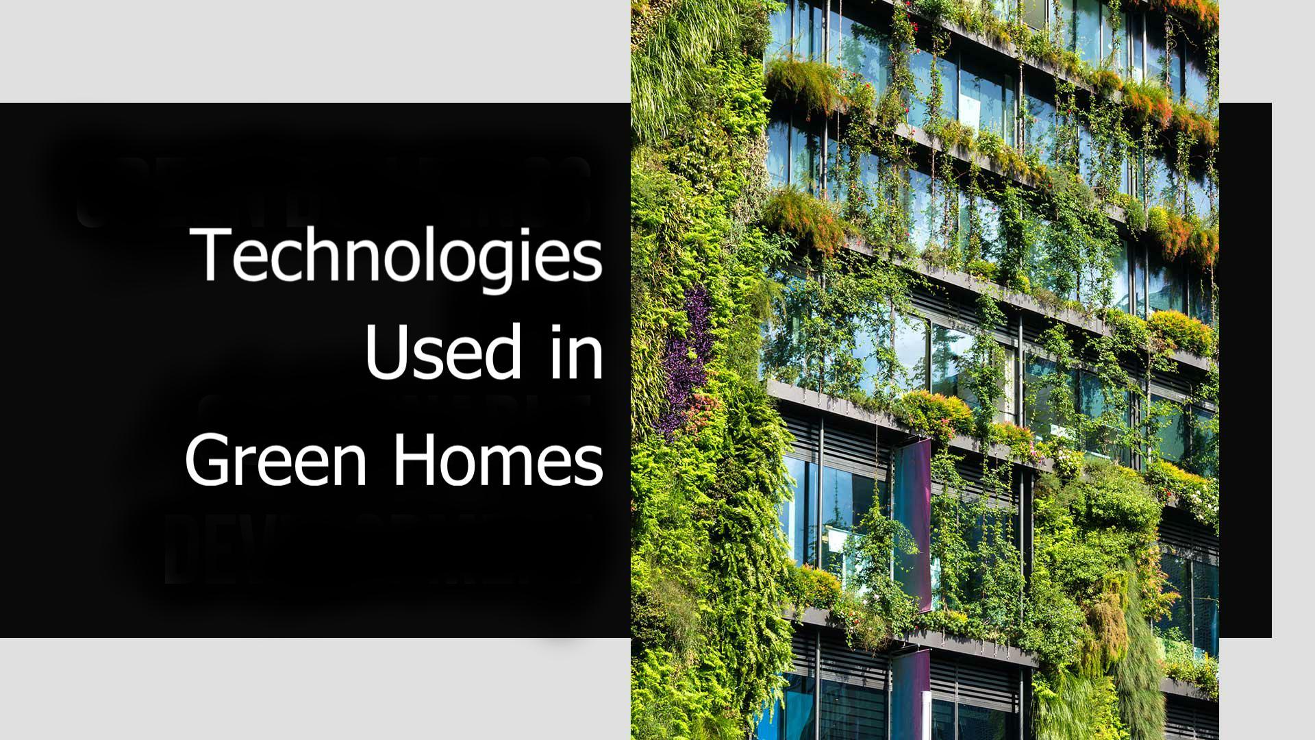 The Expanding Footprint of Green Housing