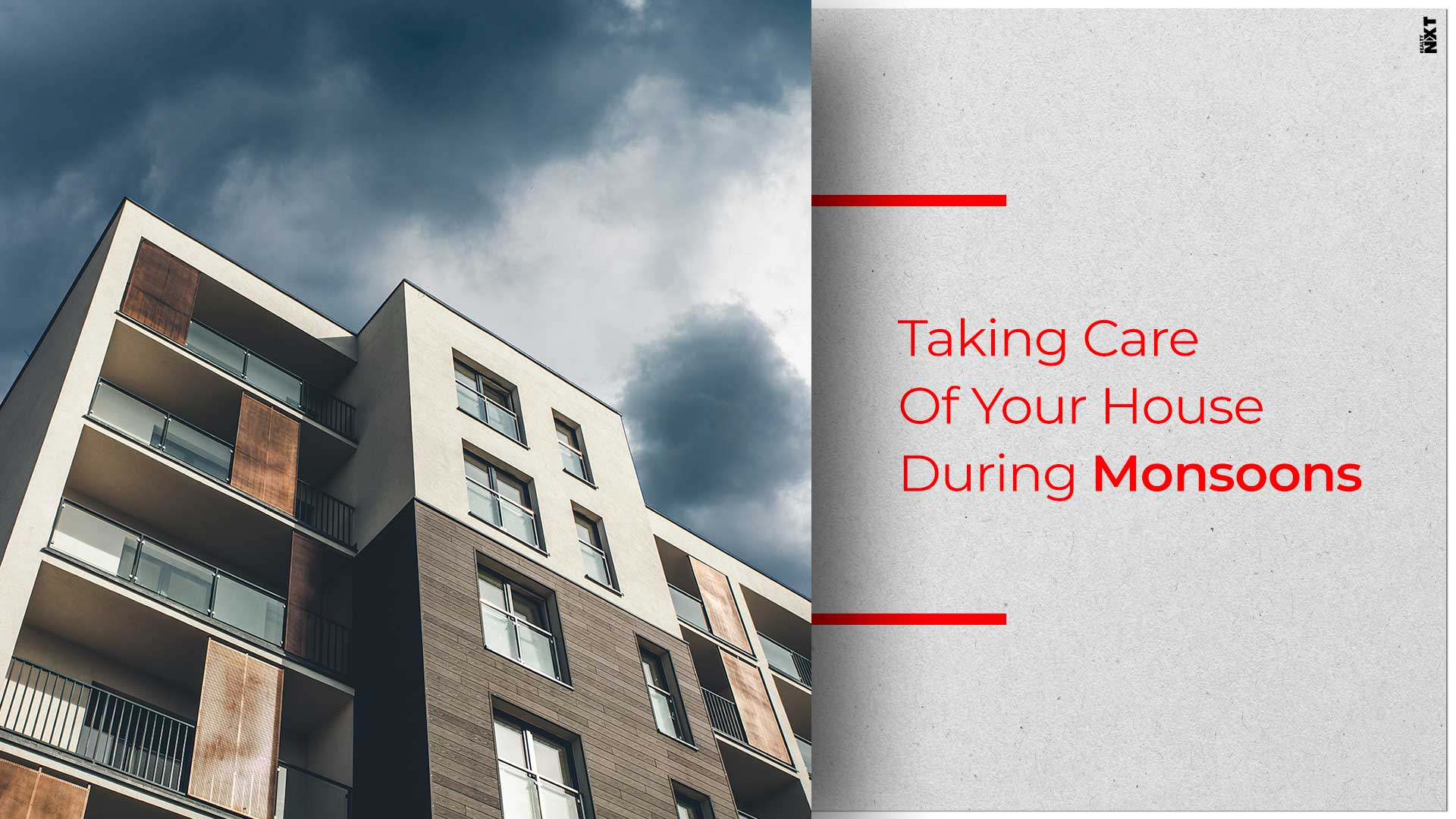 Ways to Protect your Home During Monsoon