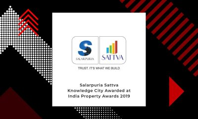 Salarpuria Sattva Awarded Best Upcoming Project of the Year