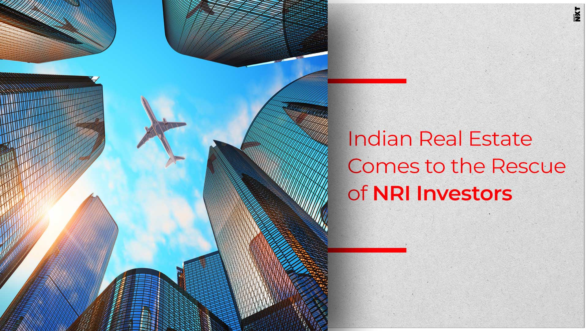 Indian Housing - A Good Hedge in Troubled Times for NRI