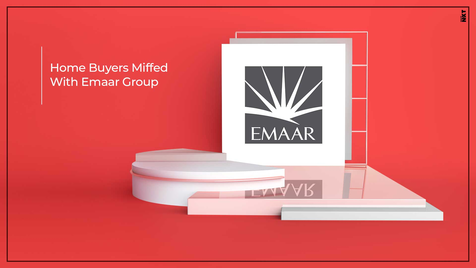 Angry Buyers Stage Protest Against Emaar, Approach HRERA