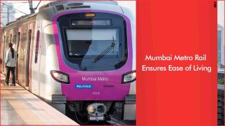 MMRDA Promises 'Mumbai In Minutes' to Every Mumbaikar