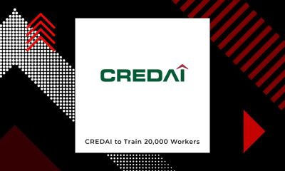 CREDAI to Coach More Workers in the Construction Sector