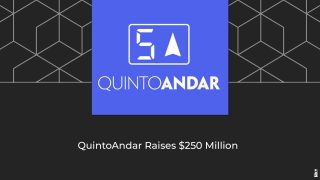SoftBank Grants Online Broker QuintoAndar $250 Million