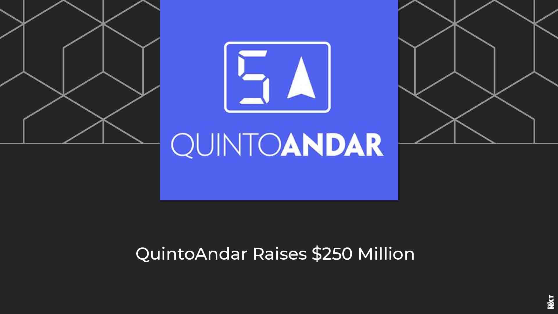 SoftBank Grants Online Broker QuintoAndar $250 Million