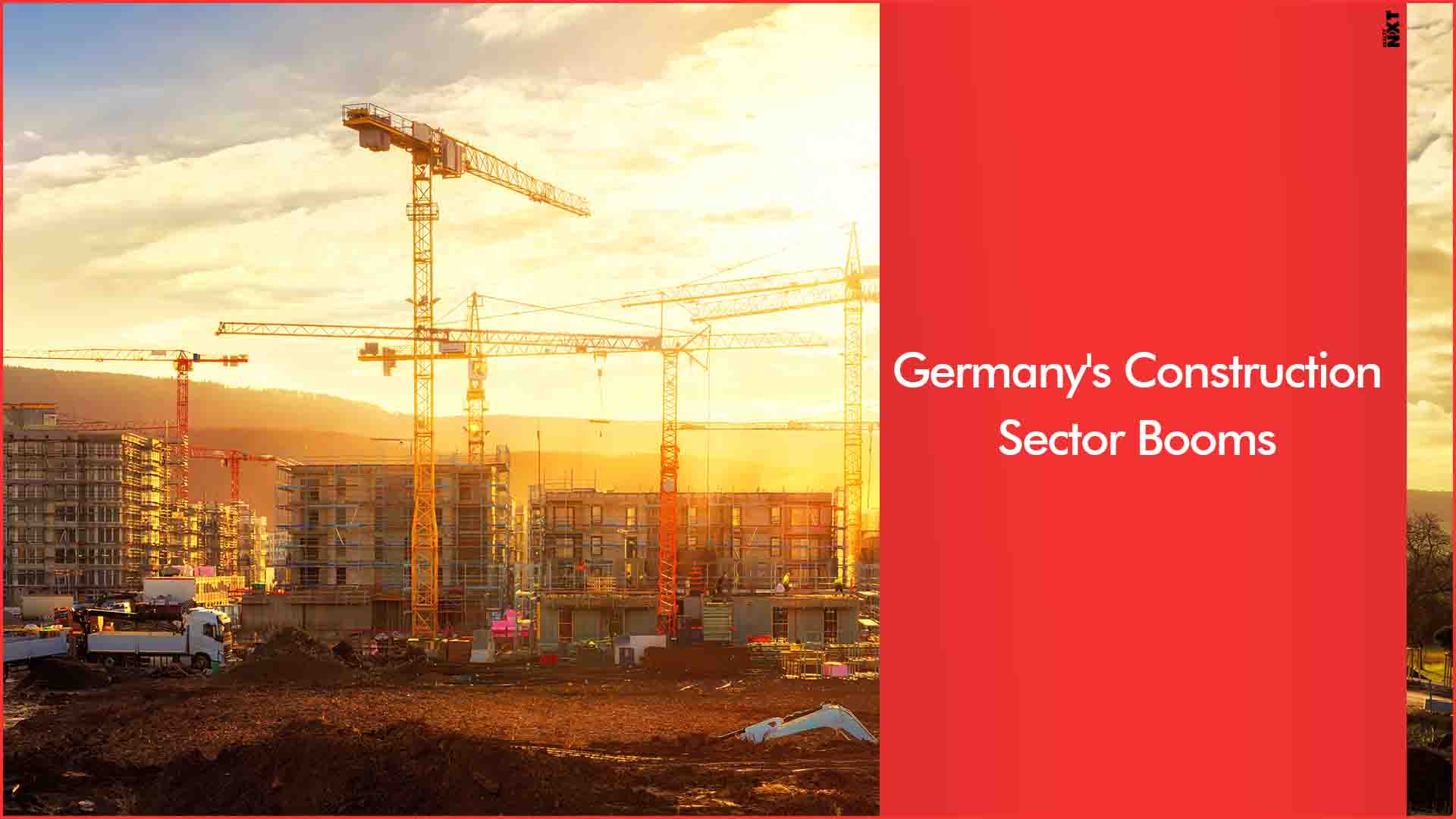 German Construction Sector Records 8.7% Revenue Growth