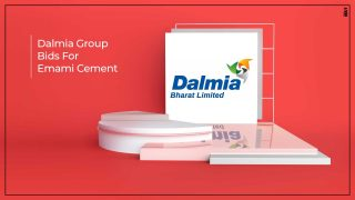 Dalmia Bharat Enters Race to Acquire Emami Cement