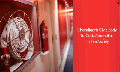 Chandigarh Civic Body Prioritises Fire Safety of Buildings