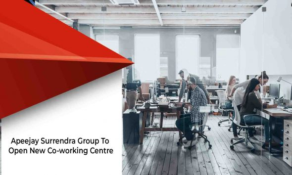 Apeejay Surrendra Group Launches New Co-working Centre