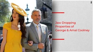 George And Amal Clooney's Real Estate Portfolio Across The Globe