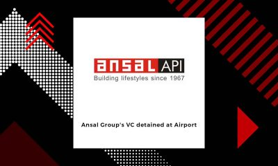 Ansal-Group's-VC-detained-at-Airport