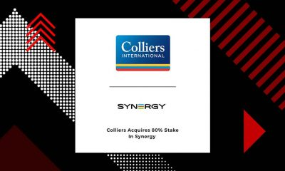 Colliers International Purchases Huge Stake in Synergy