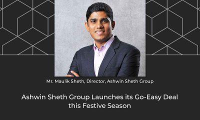 Ashwin Sheth Group Announces Subvention Scheme for Sheth Zuri