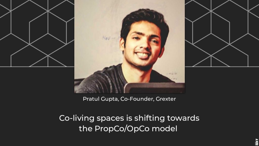 Why India's Co-living Segment needs to follow the PropCo/OpCo Model